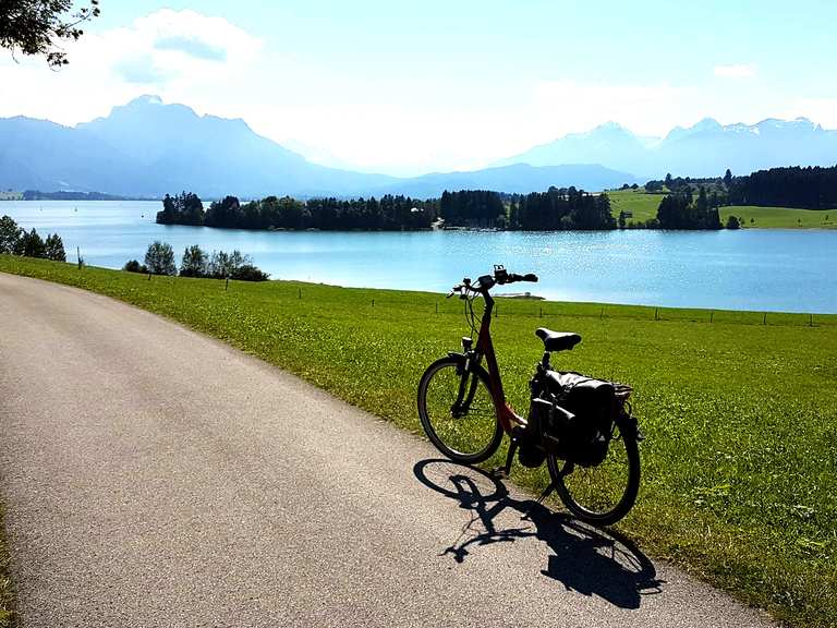 cycle-paths-trails-adventure-seekers-germany- allgäucastlepark
