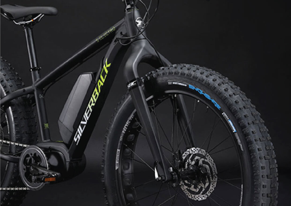 S-Electro Fat carbon fatbike fork