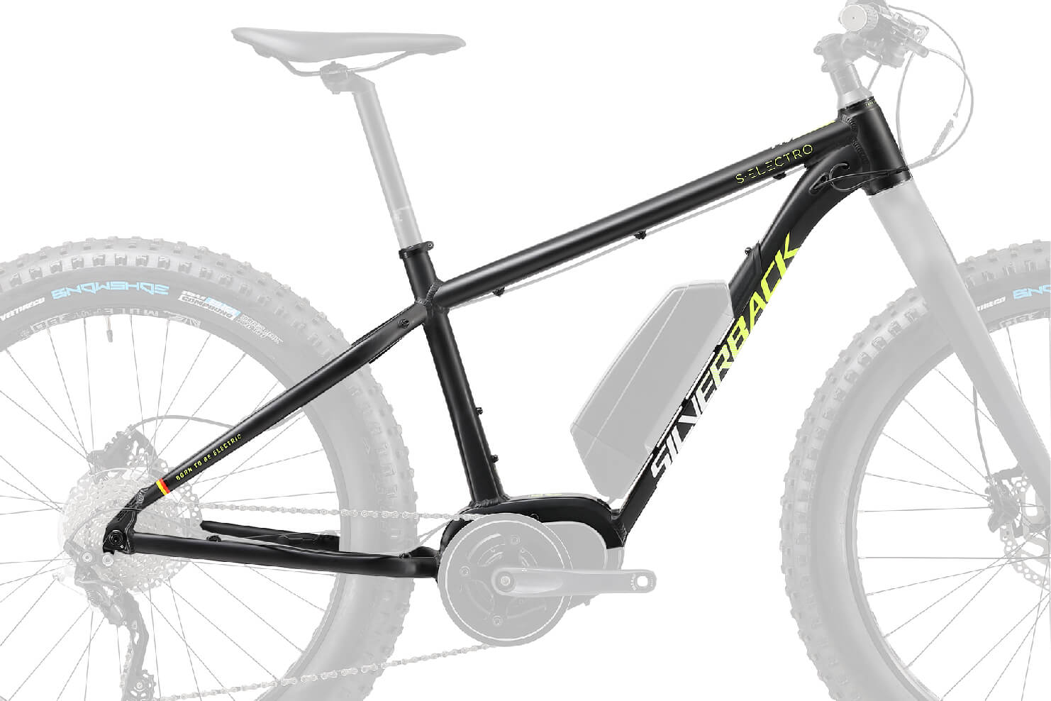 S-Electro Fat electric fat bike
