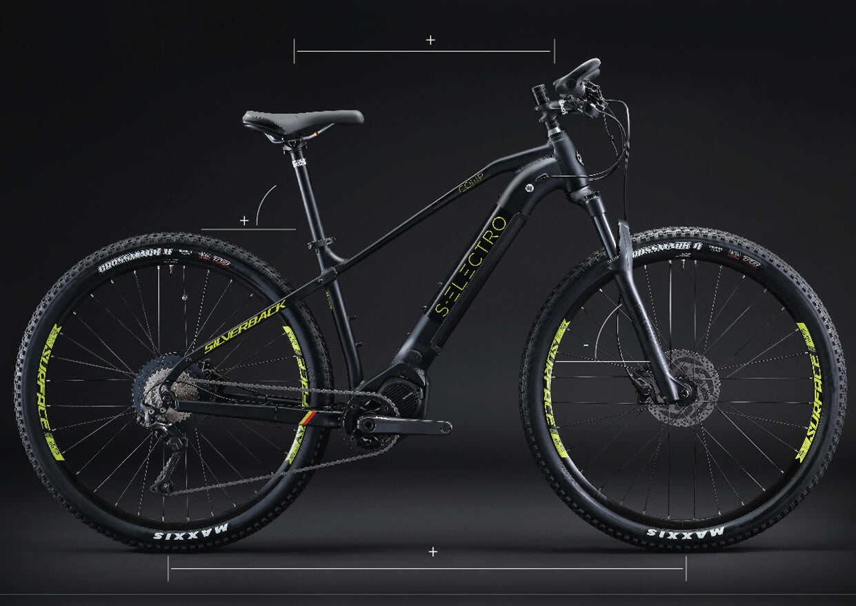 S-Electro Comp intergrated ebike