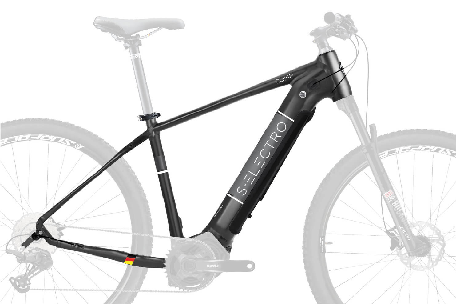 S-Electro Comp SL electric bike