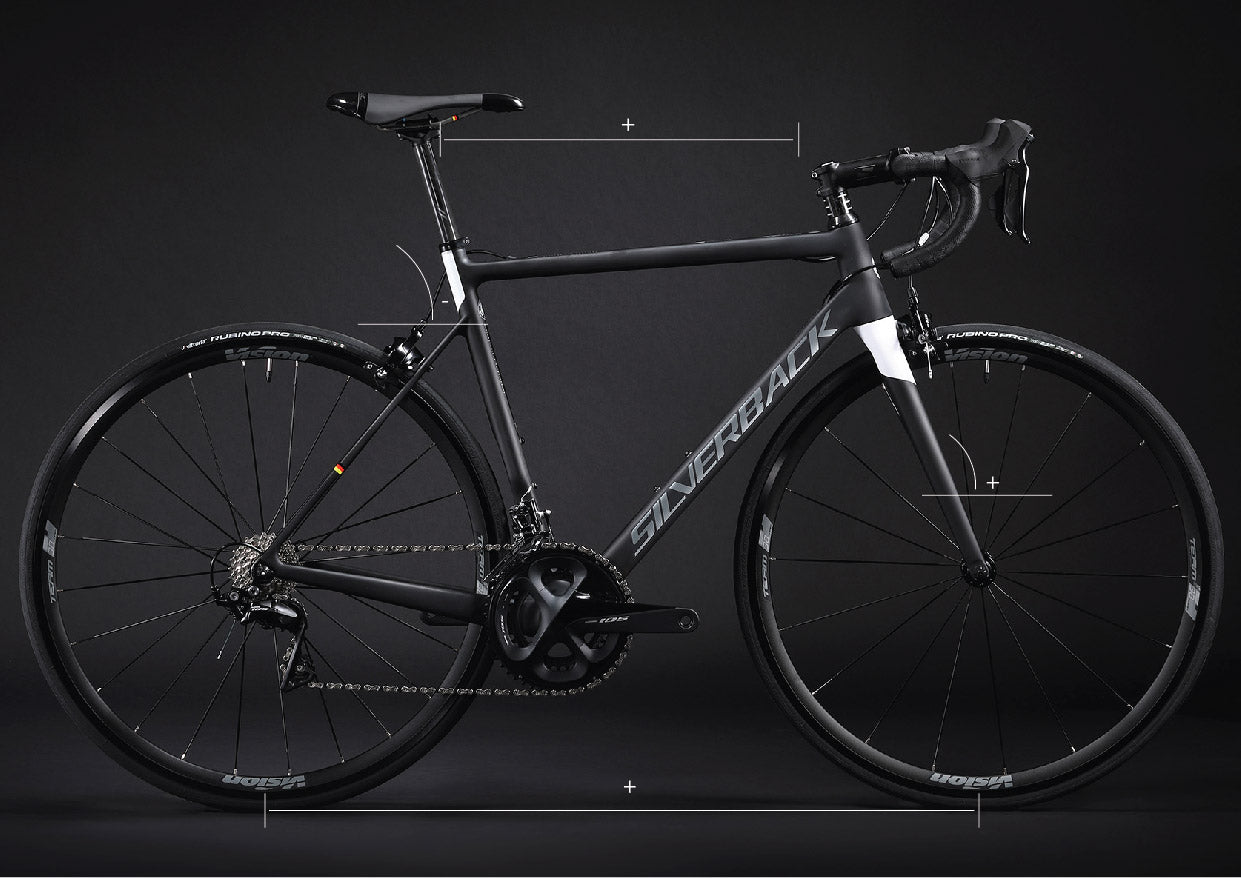Silverback Advanced Dynamics Sirelli 1 Road Bike