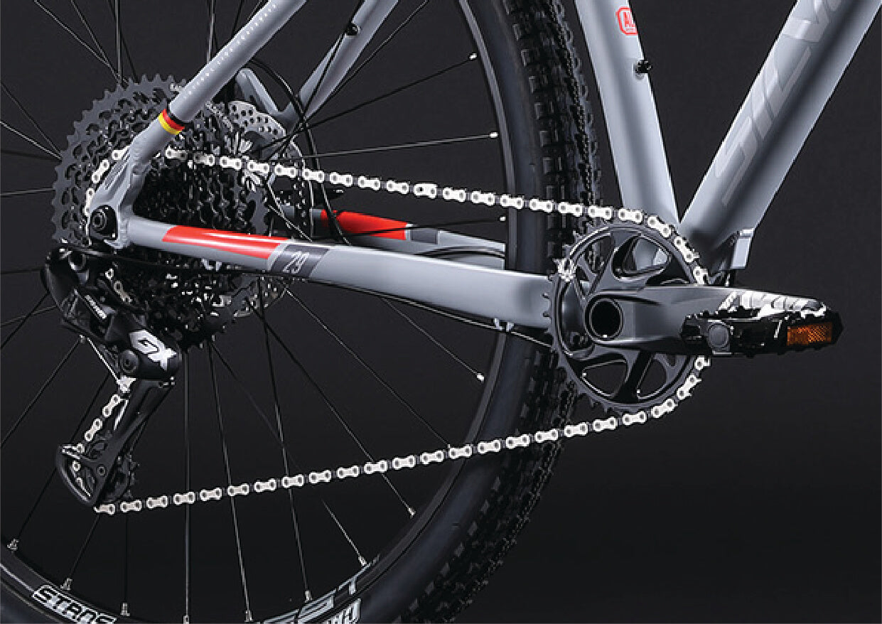 Silverback Sola 1 lightweight mountain bike