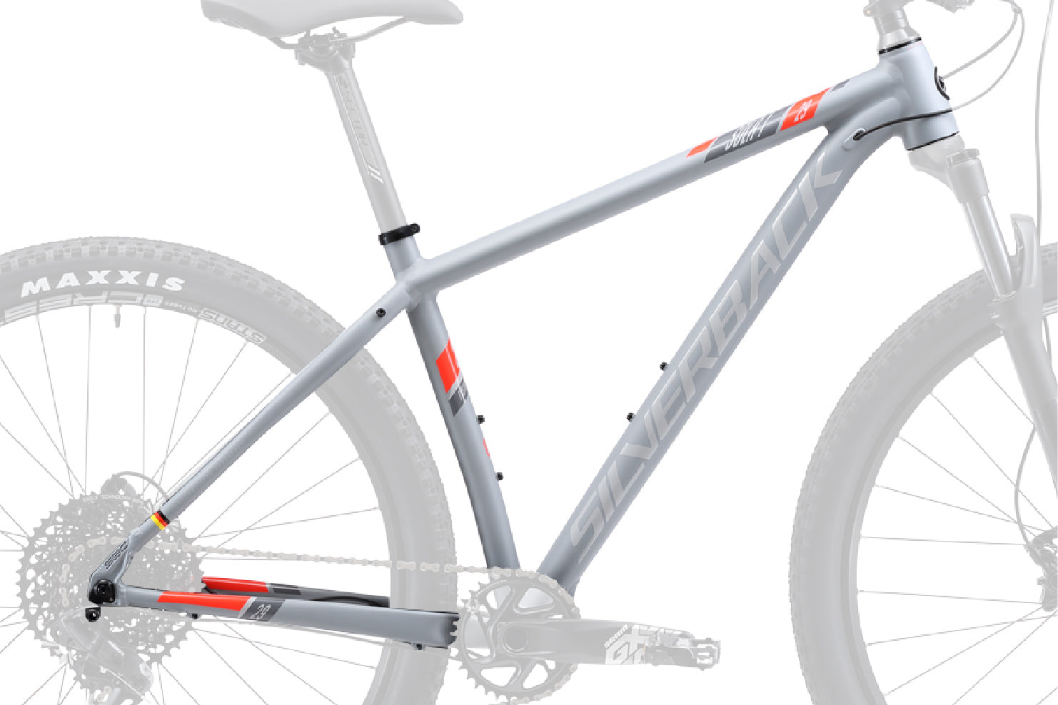Silverback Sola 1 mountain bike