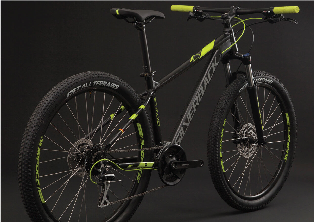 Silverback Bikes Stride Comp mountain bike