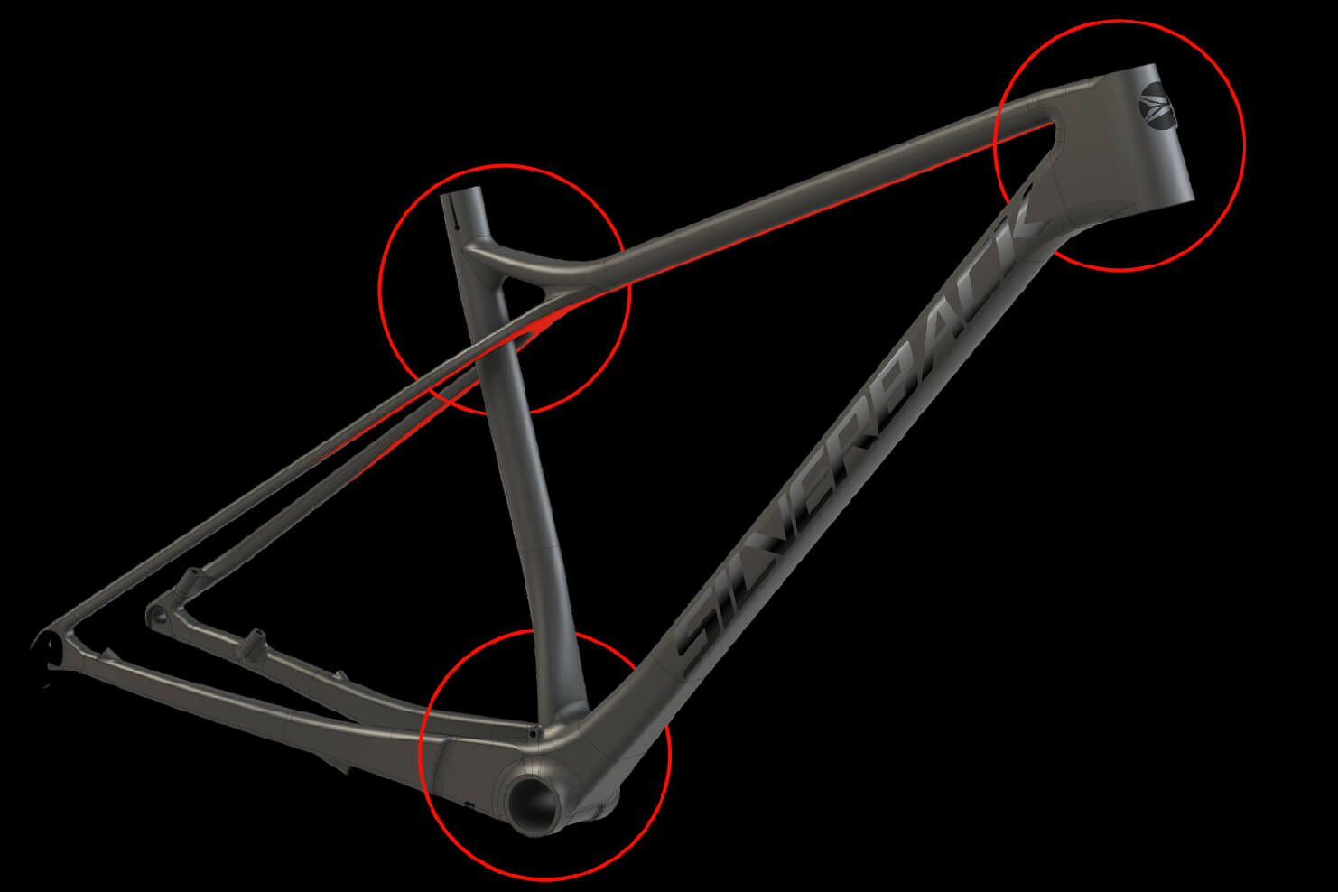 Silverback Superspeed SBC Carbon MTB