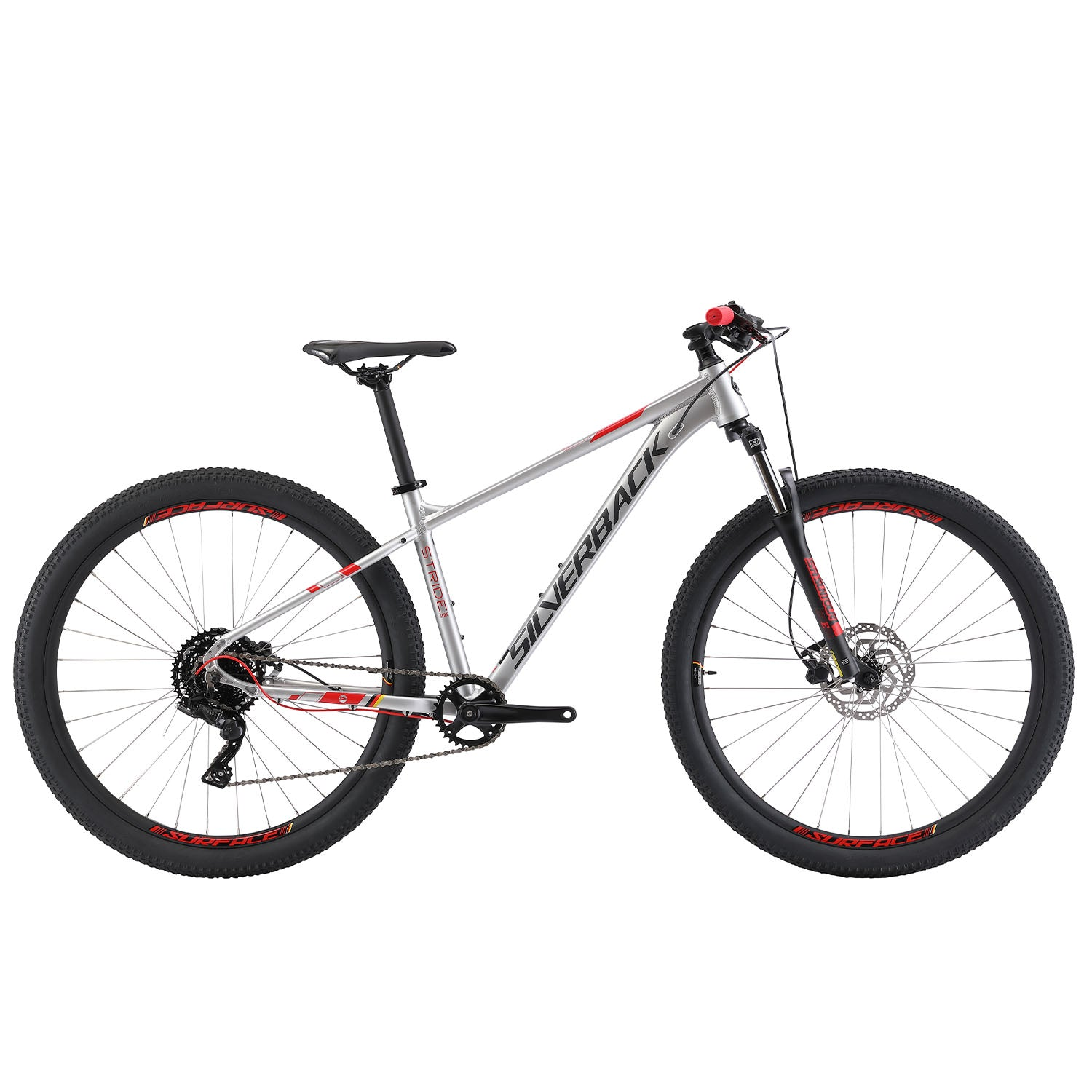 Stride Sport hardtail Mountain bike - Silverback