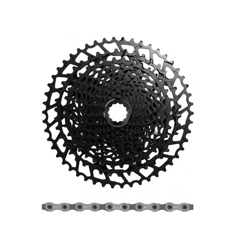 SRAM PG-1230 Cassette and PC NX Eagle 12 speed chain set - cycling - bike - Sram - Speedlab