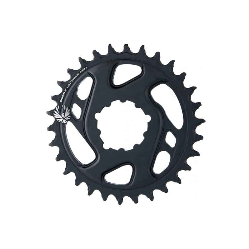 SRAM X-Sync 2 CF Direct Mount 3 mm Chainring for X01/XX1/GX Eagle Boost - Components - Sram - - - - Speedlab