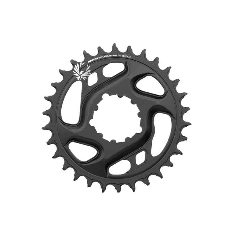 SRAM X-Sync 2 CF Direct Mount 6 mm Chainring for X01/XX1/GX Eagle - Components - Sram - - - - Speedlab