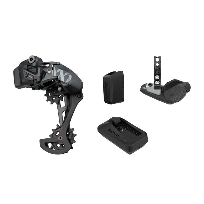 SRAM XX1 Eagle AXS 1x12-speed Trigger Upgrade Kit - Upgrade Kits - Sram - - - - Speedlab