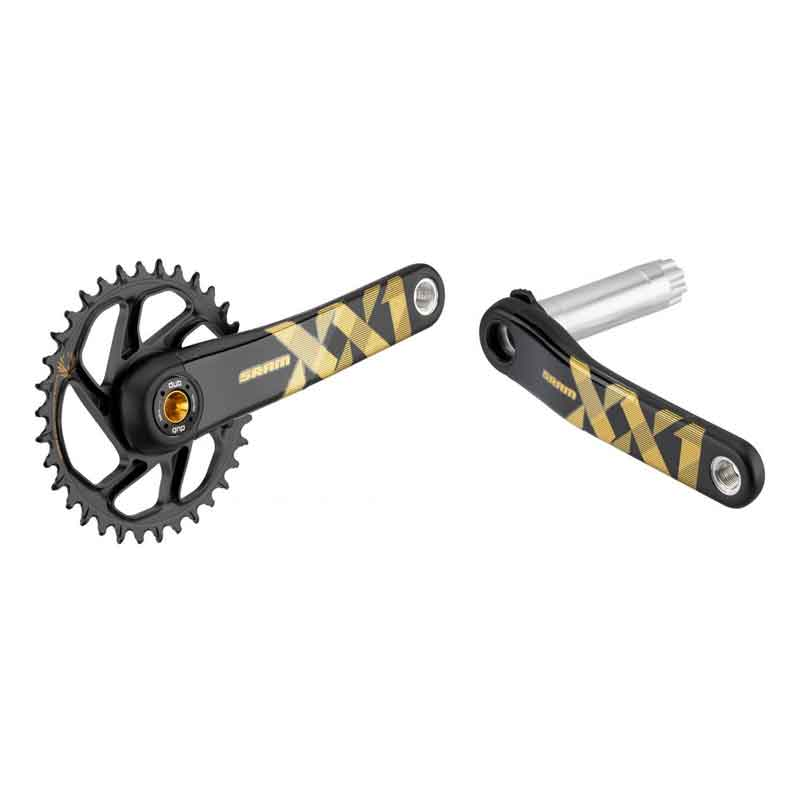 SRAM XX1 Eagle Boost Direct Mount DUB 12-speed Crankset - Components - Sram - - - - Speedlab