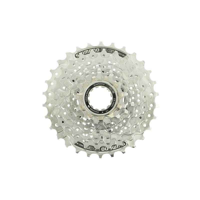 Shimano CS-HG51-8 8-speed Cassette - Components - cycling - bike - Shimano - - - - Speedlab