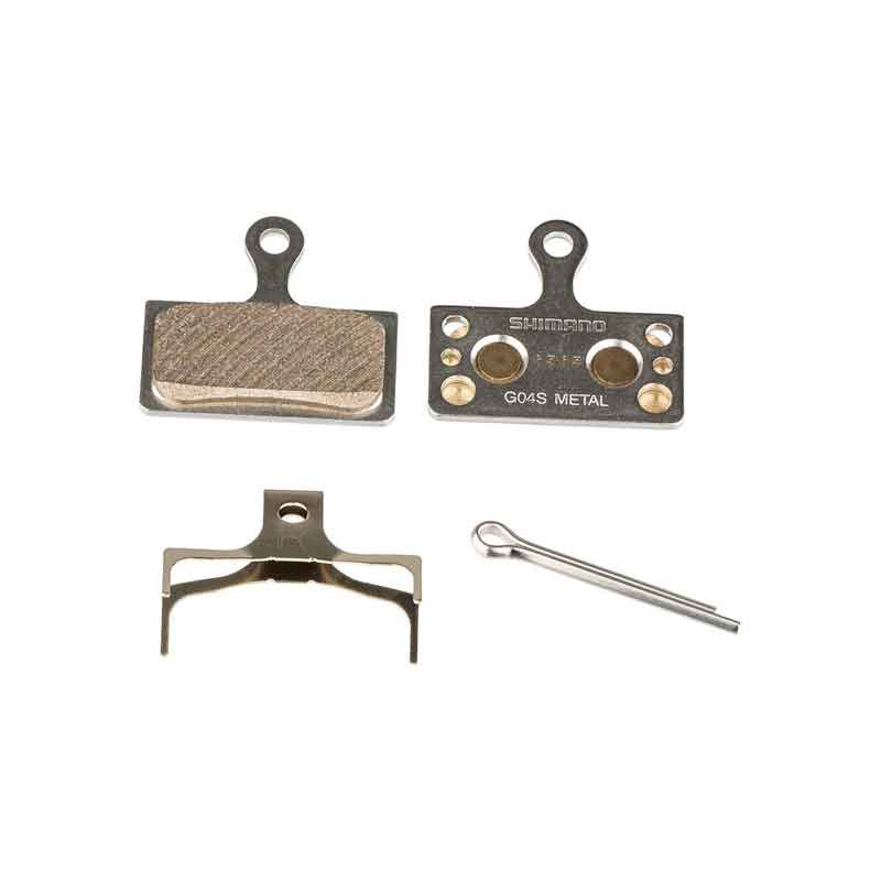 Shimano G04S Brake Pads for XT, SLX, Alfine - Components - Shimano - - - - Speedlab