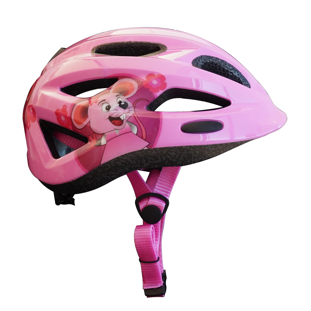 Sally Girls Helmet - Helmet - Space - Matt Pink - - - Speedlab