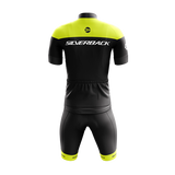 Cycling Kit - Lime - Race Wear -  bike - mtb - road - back - Silverback - - - - Speedlab