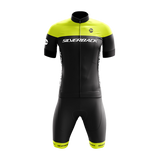 Cycling Kit - Lime - Race Wear - Silverback - XXS - GreenYellow -  bike - mtb - road - front - Speedlab