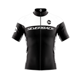 Cycling Shirt - Original - Race Wear - Silverback - XXS - Black -  bike - mtb - road - front - Speedlab