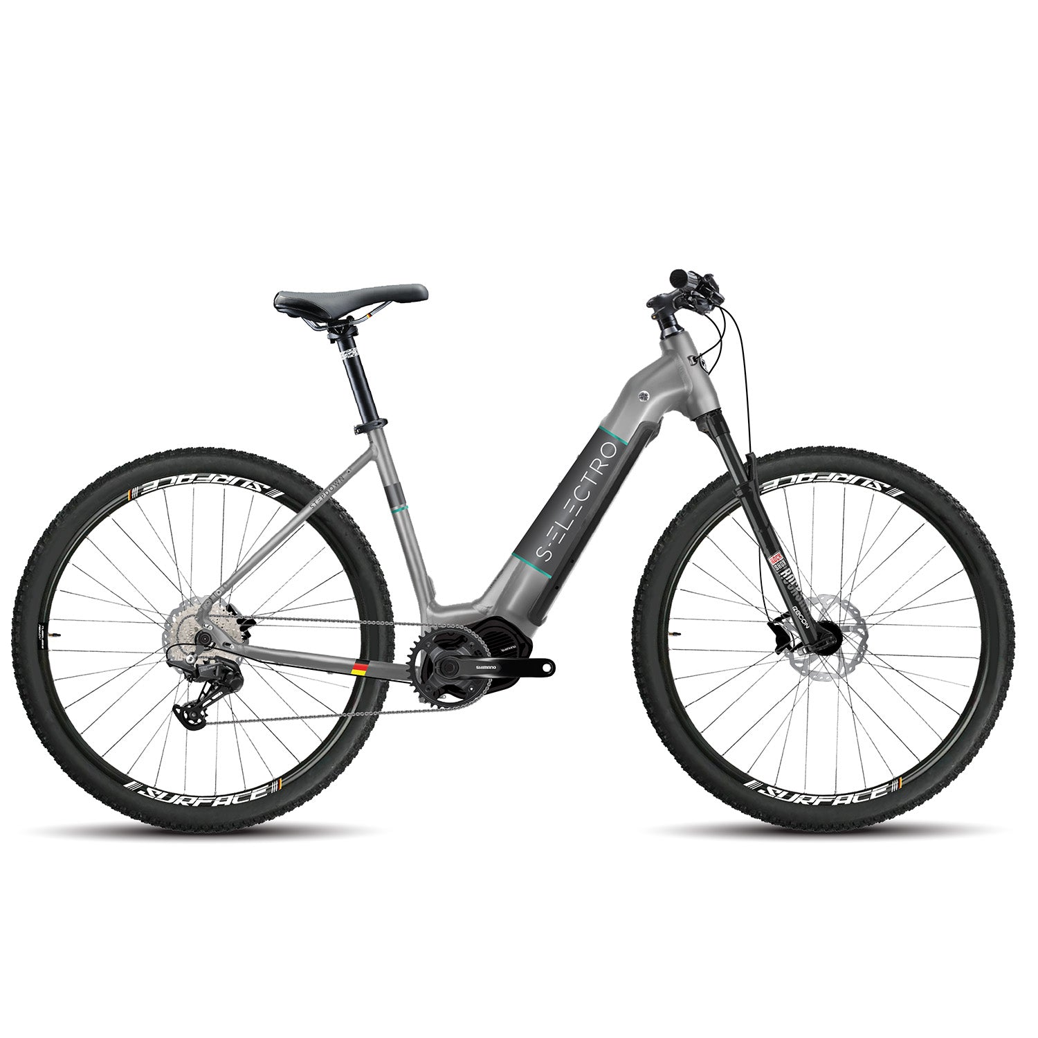S-Electro Stepdown - Electric Commutor Bike l Speedlab.shop