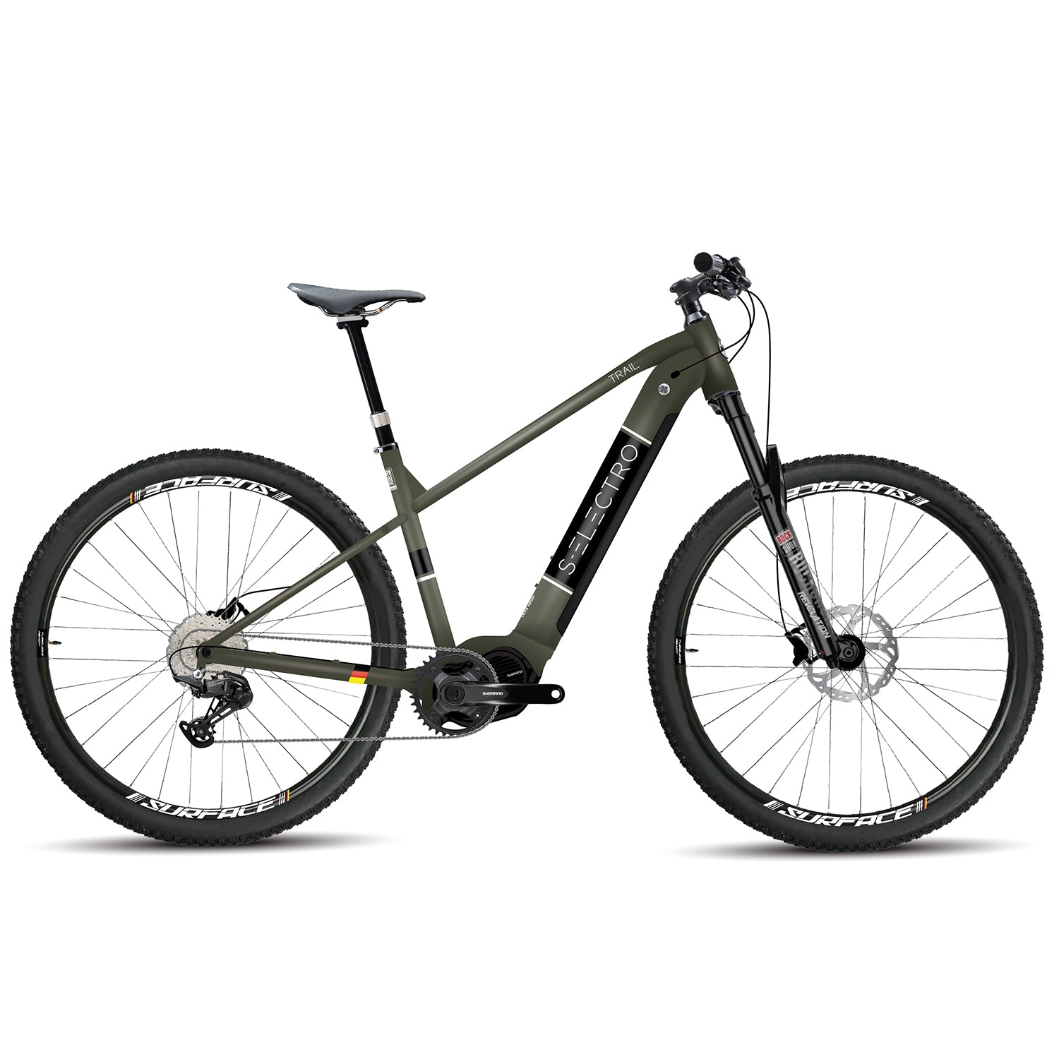 S-Electro Trail - Electric Trail Bike l Speedlab.shop