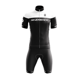Cycling Kit - Original - Race Wear - Silverback - XXS - Black -  bike - mtb - road - front - Speedlab