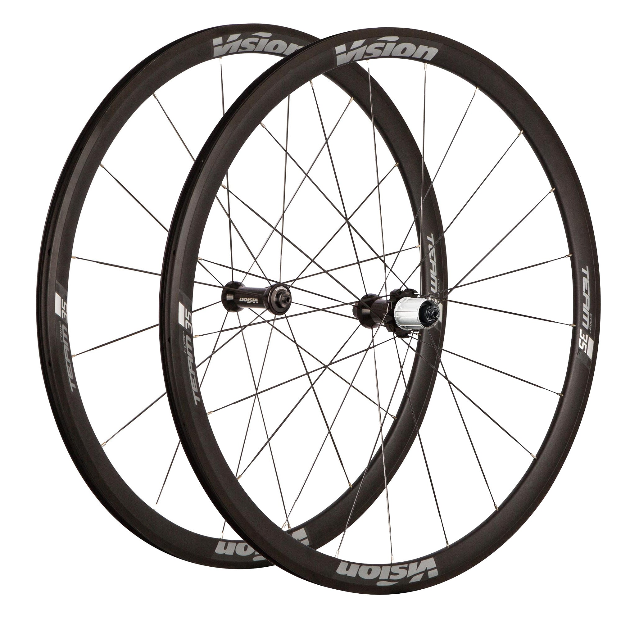 Vision Team35 Comp Wheelset - Rim brake