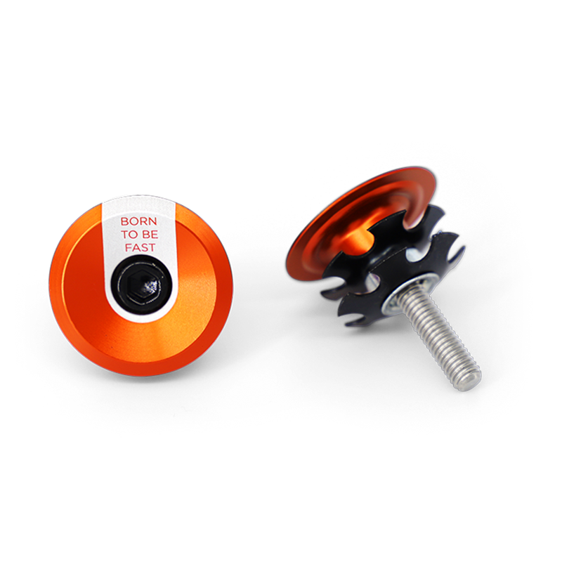Top Cap - Orange - Top caps - BornToBeFast - DarkOrange - - - Speedlab
