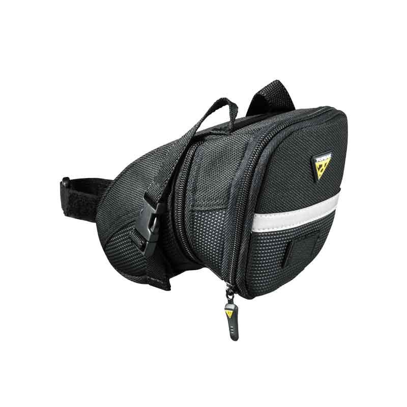 Aero Wedge Pack Strap - storage - saddle bag - bike - TOPEAK - - - - Speedlab