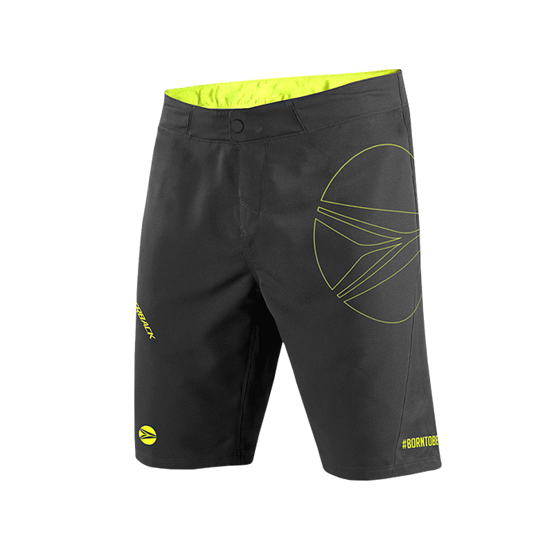 Trail Shorts - Scoop Inspired - Trail Wear - Silverback - S - - - Speedlab
