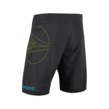 Trail Shorts - Surface Inspired - Trail Wear - back - Silverback - - - - Speedlab