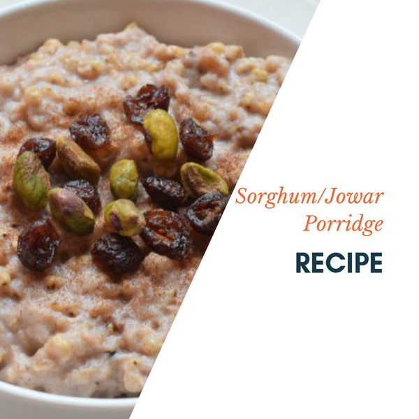 Jowar Recipe : Jowar Porridge Recipe