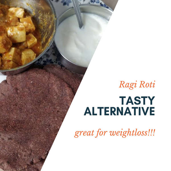 Ragi Roti : Recipe and more