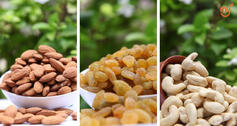 Daily Nuts and Dry fruits Combo