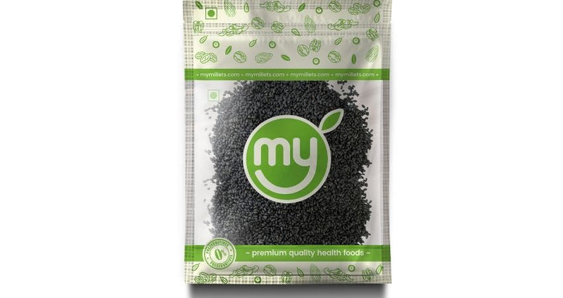 Mymillets Mahabeers seeds packet