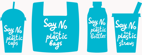 Say no to plastics - Shole