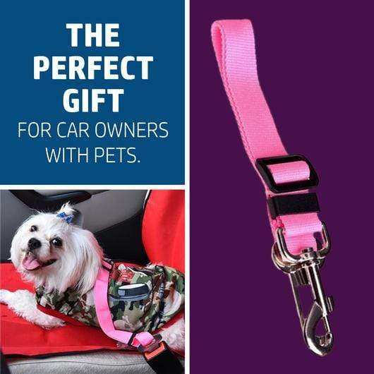 Adjustable Pet Safety Belt