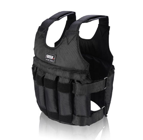 Adjustable Weighted Vest -  AU, FR, US Supplier