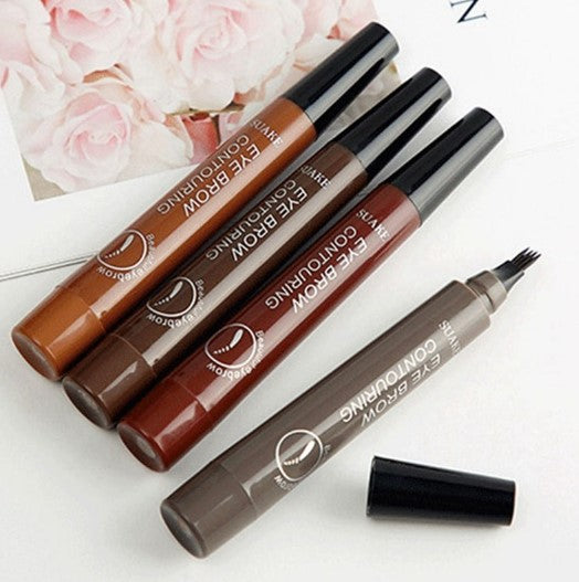 4-Tip Eyebrow Pencil Liquid