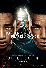 AFTER EARTH SD
