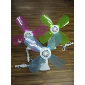 PORTABLE CLIP ELECTRIC FAN