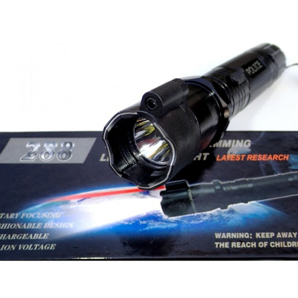 MULTIFUNCTION DIMMING LIGHT FLASHLIGHT