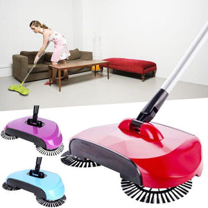 ROTATING BROOM ALL IN ONE