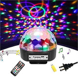 LED Magic Ball Disco Music Stage Laser Projector