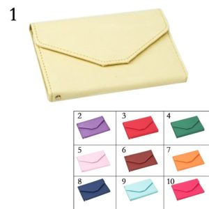 Passport Credit ID Card Holder Cash Documents Wallet Organizer