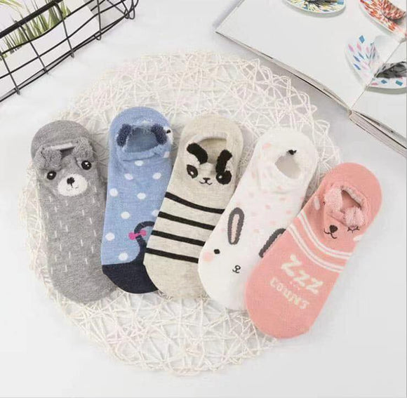 FASHION SOCKS – 5PCS
