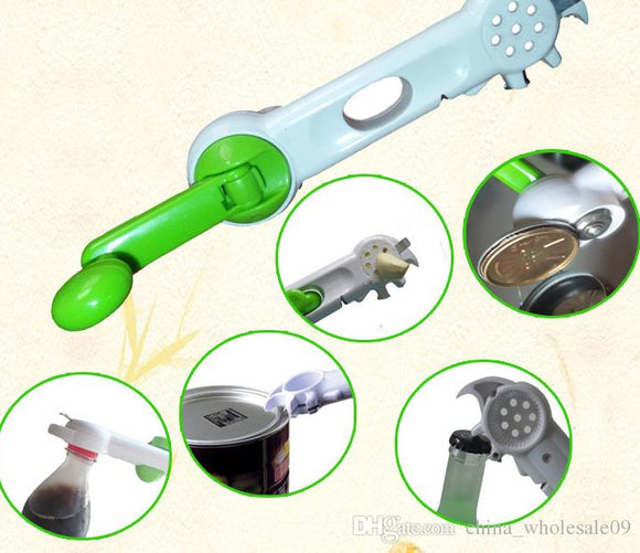 6 IN 1 MULTI-FUNCTION OPENER
