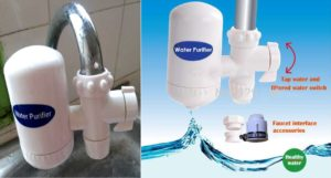 HI-TECH CERAMIC WATER FILTER