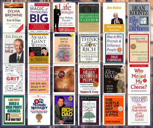 1000 Plus Financial Ebook Sets