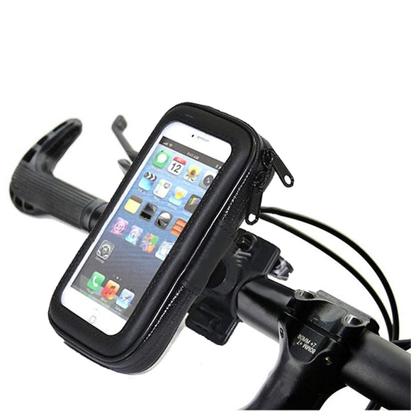 5.5inches Waterproof Bike Holder