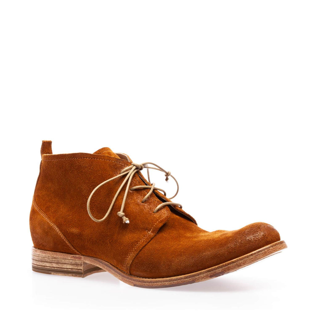 Caramel crust ankle boot